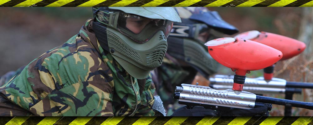 paintballing exeter