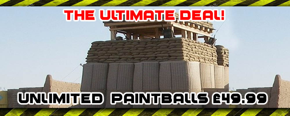 The Ultimate Paintball