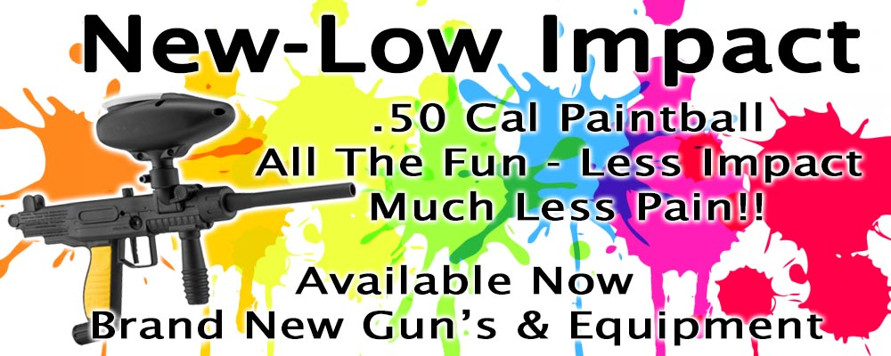 low impact paintball exeter